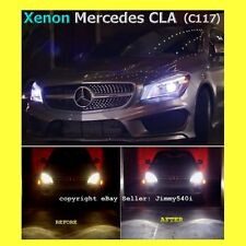 *XENON* for CLA250 (C117) MERCEDES-BENZ CLA 250 (HID GLARE) -- by Jimmy540i.com