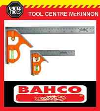 BAHCO CS150 & CS300 2pce COMBINATION SQUARE PACK – 150mm & 300mm