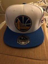 Mitchell & Ness NBA Golden State Warriors Fitted Cap Size 7 1/8