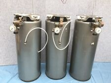 Lot of 3 Newport Optical Pneumatic Isolation Mount, Type KL-A