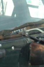 2000-2004 Shape SUZUKI GV GRAND VITARA REAR WIPER ARM AND BLADE