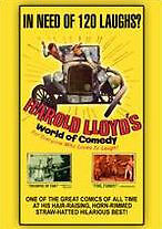 HAROLD LLOYD'S WORLD OF COMEDY  - DVD - Region Free - Sealed