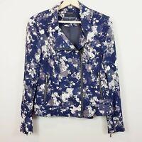 [ SPORTSCRAFT ] Womens Floral Print Jacket  | Size AU 10