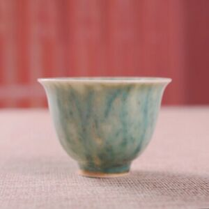 Chinese Jingdezhen Color Glazed Porcelain Tea Cup