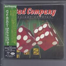 BAD COMPANY Straight Shooter JAPAN thick DIGIPAK 2 CD DELUXE WPCR-16389/90 NEW