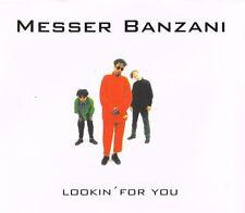 MESSER BANZANI    Lookin for you   CD