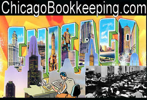Chicago Bookkeeping .com Web Property Customers Do Books Taxes Business Tax cash