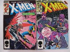 *UNCANNY X-MEN #201-225 25 Books Guide $217 Free shipping!