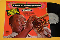 LOUIS ARMSTRONG LP MAME ORIG USA TOP JAZZ EX AUDIOFILI !
