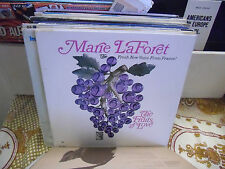 Marie LaForet The Fruits of Love vinyl LP MGM Records EX