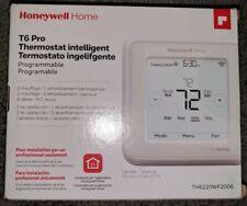 Honeywell Lyric T6 Pro Wi-Fi TH6220WF2006