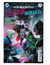 Suicide Squad # 23 Regular Cover Nm Dc