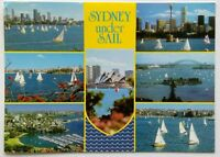 Sydney under Sail 1983 Postcard (P291)