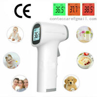 CONTEC Infrared Digital Baby Adult Forehead Thermometer No Touch Temperature Gun