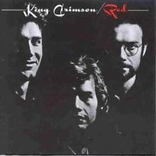 KING CRIMSON - Red (40Th Anniversary Edition) CD *NEW & SEALED