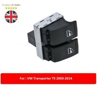 For VW Transporter T5 2003-2014 Electric Window Switch Front 7E0959855A