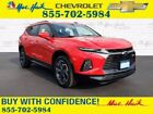 2020 Chevrolet Blazer FWD 4dr RS 2020 Chevrolet Blazer FWD 4dr RS 17657 Miles RED HOT Sport Utility 3.6L AUTOMATI