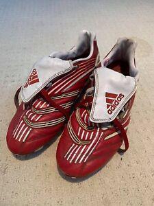 2006 Adidas Predator Powerpulse +20G Football Boots - Size UK 6