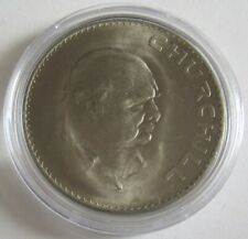 Großbritannien 1 Crown 1965 Winston Churchill