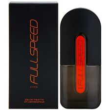 AVON Full Speed Men's Eau de Toilette Spray Genuine 75ml