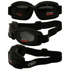 Nitro Riding Goggles with Extra Large Soft Airy Vented Foam and Smoke Lenses