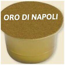 120 CAPSULE CAFFE' COMPATIBILI CAFFITALY MISCELA ORO DI NAPOLI