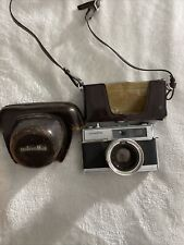 Vintage -Minolta hi matic 7. Minolta Rokkor Lens 1:1.8 F 45 mm