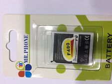 SAMSUNG SGH-F480 TOCCO BATTERIES NEW FREE P&P