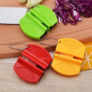 Mini Kitchen Tools Knife Sharpener Knives Kitchen  Accessories Pocket Gadget New