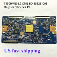 T-con Board T550HVN08.2 CTRL BD 55T23-C03 Logic Board for AUO 50inches TV