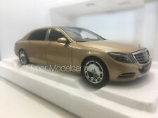 AUTOART 1/18 MERCEDES MAYBACH S-KLASS S600 V12 2016 ART. 76294