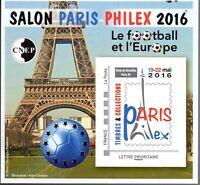 TIMBRE BLOC CNEP N° 72  SALON  PARIS PHILEX 2016