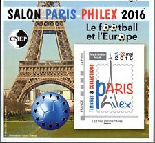 TIMBRE BLOC CNEP N° 72  SALON  PARIS PHILEX 2016