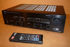 Yamaha Natural Sound Envolvente 4 canales amplificador amplificador estéreo integrado avc-30