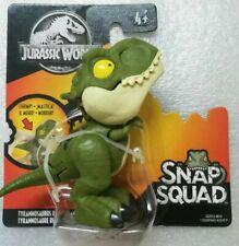🎉 Jurassic World Snap Squad Mini Dinosaur Tyrannosaurus Rex T-Rex Limited