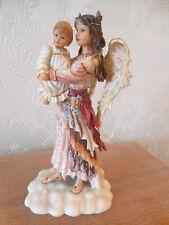 Leonardo Collection - Christine Howarth Faerie Poppets - Guardian Angel