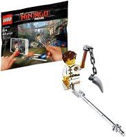 New Sealed - LEGO Ninjago Movie Maker 5004394 Kit - Poly bag Minifigure Film