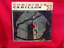 CHRISTMAS CARILLON Arthur Lynds Bigelow Columbia CL750 33rpm LP