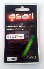 50 UNID LUZ QUIMICA NIGHTLIGHT GEL 4.5 x 37mm ASARI - ENVIO 25 BOLSAS