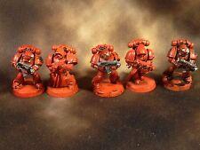 Warhammer 40k Space Marines Dark Angels Veterans and Tacticals