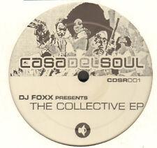 DJ FOXX - The Collective EP - Casa Del Soul - CDSR001 - Usa