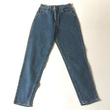 Vintage Riders Womens Size 8M Relaxed Fit Tapered Leg Denim Jeans Made in USA