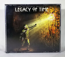 The Journeyman Project 3: Legacy of Time (PC, 1998) Complete 4 Discs PC & Mac