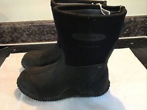 Childrens Original Muck Boots  Black Size 4