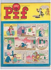 "BD ""VAILLANT - LE JOURNAL DE PIF"" no 1194 (1968) ROBIN DES BOIS (12 pages)"
