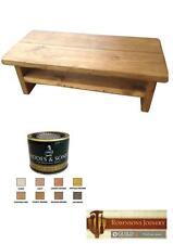 Mesas menos de 60cm dormitorio infantil de madera maciza para el hogar