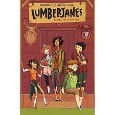 Lumberjanes: Beware the Kitten Holy: v.1 by Noelle Stevenson Boom! Box