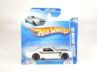 Hot Wheels Muscle Mania '65 Mustang Fastback SHORT CARD 1:64 Diecast NEW NOC