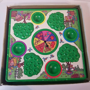 Replacement Board and Spinner, 1985, Hi-Ho! Cherry-O, Kids First Counting Game