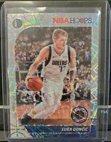 2019-20 NBA Hoops Premium Stock Luka Doncic Lazer Prizm Mavericks #39